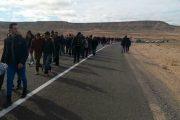 مسيرات ''تقصد'' جرادة يوم الإضراب.. ونشطاء يدعون للتنظيم