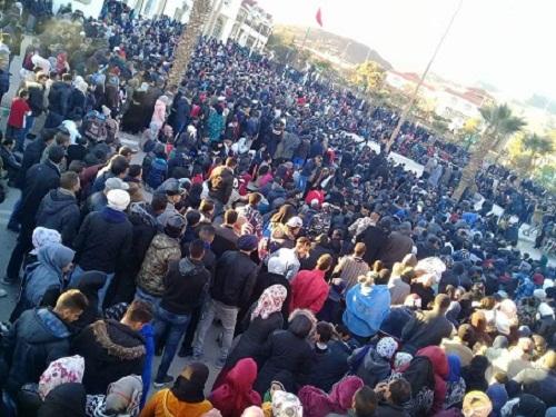 زيارة مرتقبة لوفد وزاري للاستماع لمطالب سكان جرادة