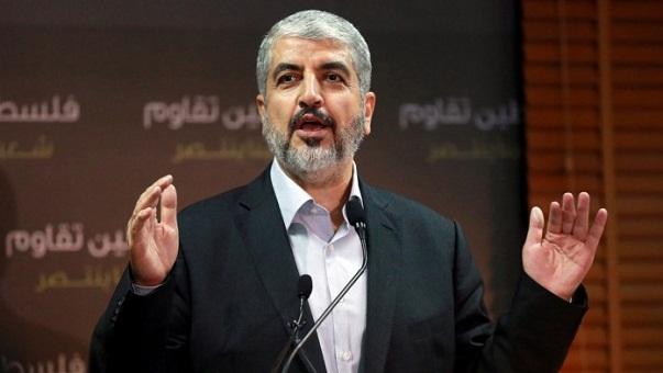 خالد مشعل يشكر الملك وينوه بموقف المغرب بشأن القدس