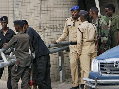 تفجير يهز أكاديمية شرطة بالصومال ويسقط قتلى وجرحى