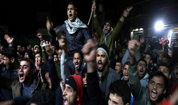 استنكار دولي ومظاهرات حول العالم ضد قرار ترامب بشأن القدس