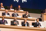 """الملك محمد السادس يحضر أشغال قمة المناخ الدولية """"وان بلانيت ساميت """"بباريس"""