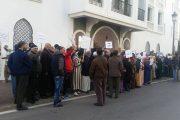 المتضررون من هدم سوق سيدي طلحة بتطوان يطالبون بالإنصاف