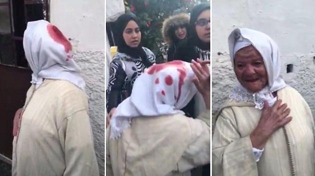 اعتداء على مسنة يخلف غضب المواطنين بطنجة