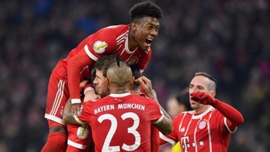البايرن يجرد دورتموند من لقب كأس ألمانيا