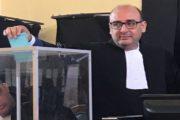 حسن بيرواين يفوز بمنصب نقيب المحامين بهيئة البيضاء