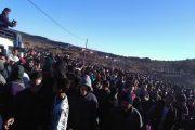 سكان جرادة يفتحون صفحة تواصل مع السلطات وسط الاحتجاجات