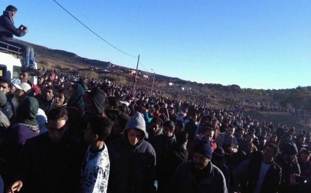 احتجاجات جرادة ''تحرك'' مجلس المستشارين