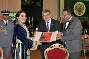 الأميرة للا حسناء تترأس بالرباط حفل العشاء الدبلوماسي الخيري