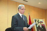 الوكيل العام للملك الحسن مطار يحال على التقاعد