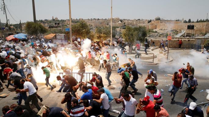 4 قتلى ومئات المصابين الفلسطينيين بمواجهات مع الجيش الإسرائيلي