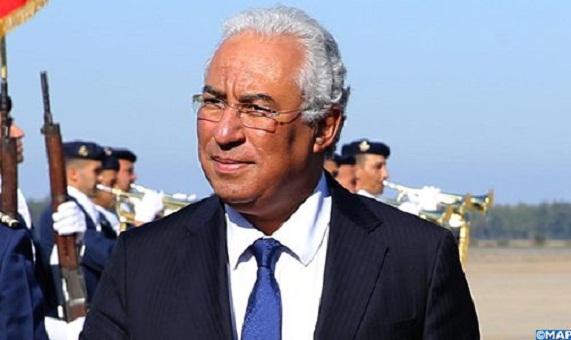 الوزير الأول البرتغالي يشيد بالسياسة الإفريقية للملك