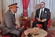 الملك يعين الجنرال محمد هرمو قائدا للدرك الملكي خلفا لحسني بنسليمان