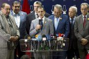 """الخلفي يكشف جديد مشاورات تعويض الوزراء الذين عصف بهم """"الزلزال السياسي"""""""