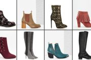 بالصور.. تعرفي أحدث صيحات الأحذية لشتاء هذا العام !!