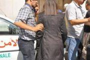اعتقال امرأتين تسرقان النساء وتجردانهن من ملابسهن تحت التهديد