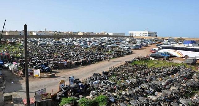 جماعة الرباط تعرض 600 سيارة محجوزة للبيع