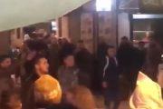 طنجة.. باعة متجولون يقذفون الأمن بالرمان احتجاجا على مطاردتهم