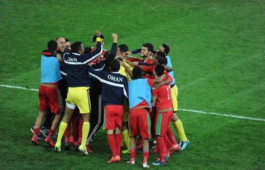 منتخب عمان يتوج بلقب كأس الخليج 23