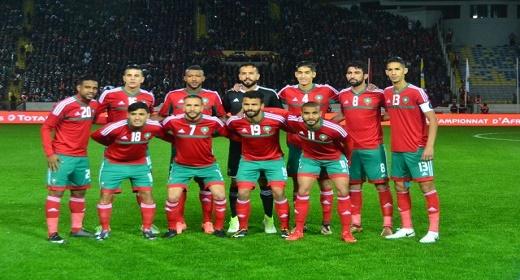 المنتخب المغربي المحلي يكسب مباراته الأولى في الشان