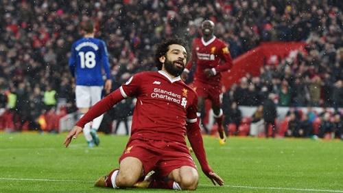 ليفربول يفقد خدمات محمد صلاح لأسبوعين