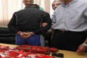 طنجة .. اعتقال مروج مخدرات بحوزته 600 قرص مهلوس