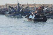 إنقاذ حياة 24 بحارا بعد اصطدام سفينتين قرب ميناء أكادير