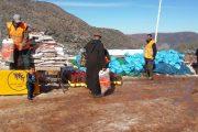 موجة البرد.. مؤسسة محمد الخامس للتضامن توزع مساعدات بإقليم شفشاون