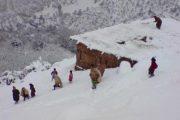 وزارة الداخلية تكشف حقيقة وفاة طفل جراء التساقطات الثلجية