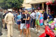 الرباط.. السلطات تشن حملة لتحرير الملك العمومي من الباعة المتجولين