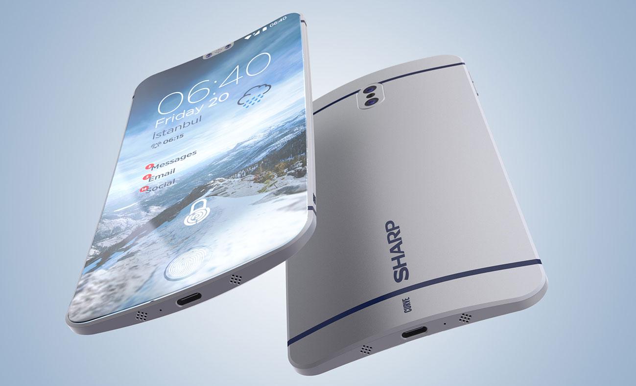 بالفيديو.. هاتف ''شارب'' القادم يعيدها للمنافسة في سوق الهواتف الذكية