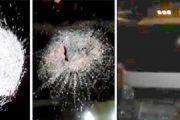 بالفيديو.. عصابة تهاجم السائقين ليلا وترشقهم بالحجارة قرب الناظور
