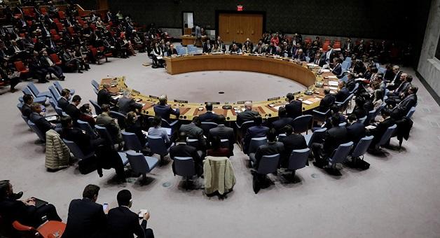 اجتماع طارئ لمجلس الأمن لدراسة الوضع في إيران