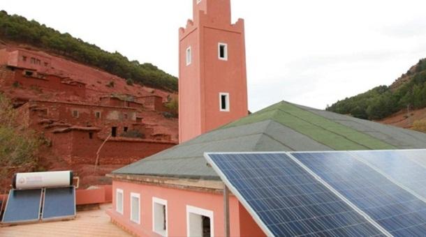 مشروع مغربي إماراتي لتزويد 1000 قرية مغربية بالطاقة الشمسية