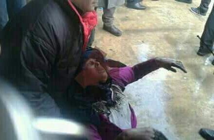 إضرام موظفة سيدي مومن النار بجسدها يفتح النار على مستشاري ''البيجيدي''