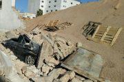 بعد ''فاجعة بلفدير''.. سقوط سور آخر بالدار البيضاء