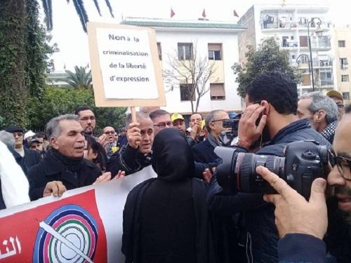 خميس المحاكمات.. البث في قضايا الزفزافي ورفاقه والبوشتاوي و4 صحافيين