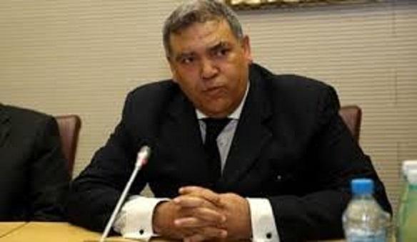 """في لقاء مع رئيس """"المينورسو"""".. لفتيت يحذر من استفزازات """"البوليساريو"""""""