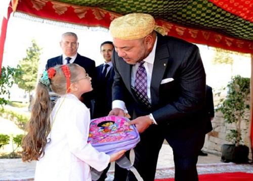 """أزيد من 4 ملايين و262 ألف تلميذ استفادوا من """"مليون محفظة"""""""