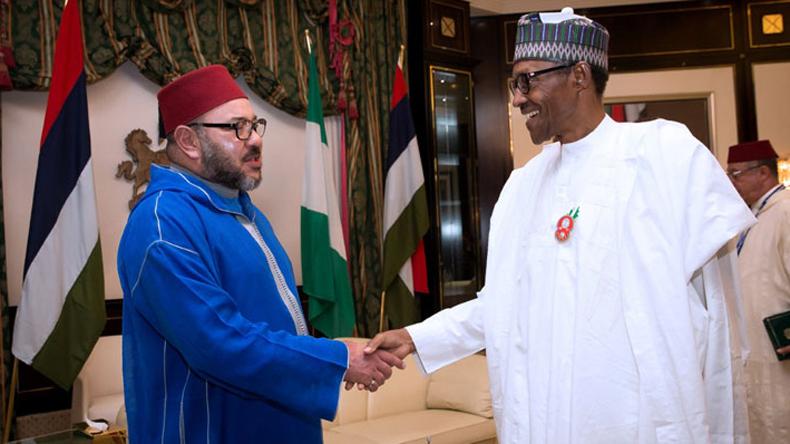 الرئيس النيجيري: العلاقات بين المغرب ونيجيريا ستتعزز بشكل مطرد