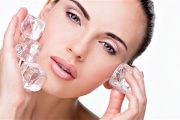الثلج.. 6 فوائد لا تصدق على الجلد والبشرة