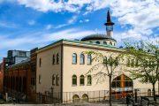 اعتداء على مسجد باستوكهولم وطلائه بشعارات الكراهية