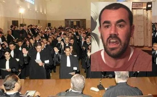 الزفزافي و3 معتقلين يرفضون المثول أمام المحكمة