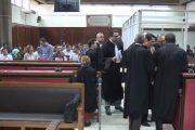 انطلاق أول جلسة محاكمة للزفزافي ورفاقه لهذه السنة
