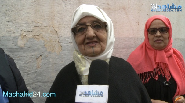 بالفيديو.. زوجة العربي الزاولي تناشد الملك بعد حكم الإفراغ