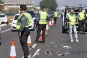 مصرع مغربي في حادث سير باسبانيا