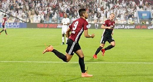 باتنة يحرز أول لقب مع الوحدة الإماراتي