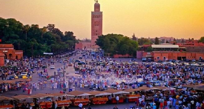 مراكش: الوجهة السياحية العالمية الأولى بامتياز