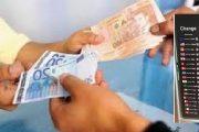 بعد تحريره.. الدرهم يتجاوز الدولار وينخفض عن الأورو