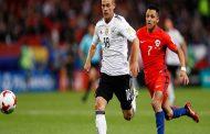 كميش أفضل لاعب دولي ألماني لعام 2017